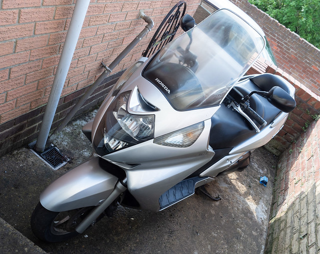 Honda Maxi Scooter, Silverwing 600.