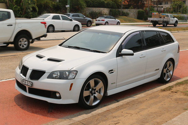 2010 Holden Commodore VE SS V Special Edition