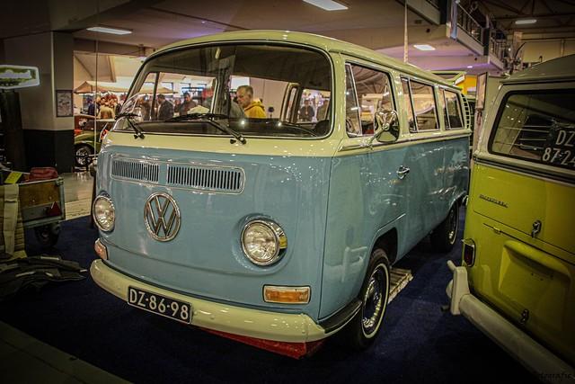 1971 Volkswagen T2 - DZ-86-98