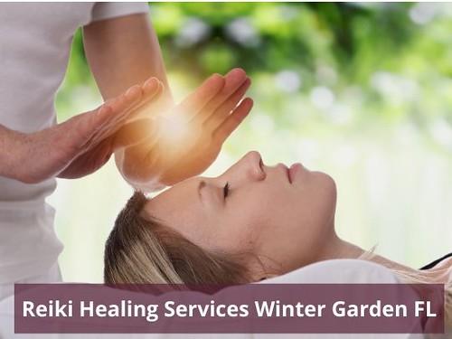 Reiki Healing Services Winter Garden FL