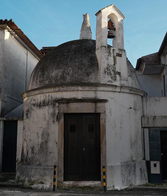 Capela de S. Bartolomeu, Aveiro, Portugal.