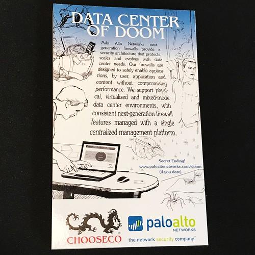 Data Center of Doom back cover