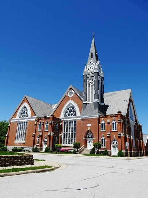 OH, New Knoxville-First Church of New Knoxville