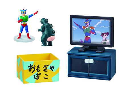 你回來了~RE-MENT《蠟筆小新》「蠟筆小新的生活場景組」盒玩(クレヨンしんちゃん オラのいちにちだゾ!)全8種