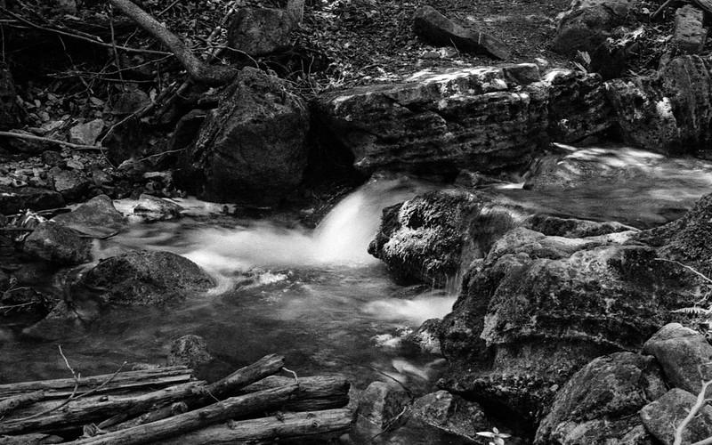 Water Between the Stones
