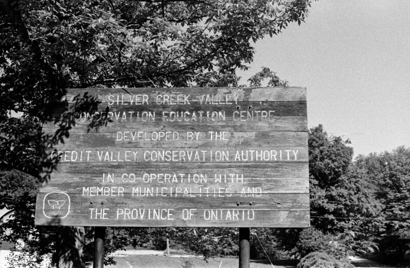 Silver Creek Sign