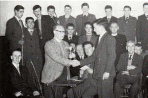 Tommy Nee Wins First Connolly Cup, 1959