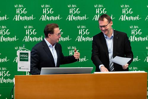 HSG Alumni Generalversammlung 2020