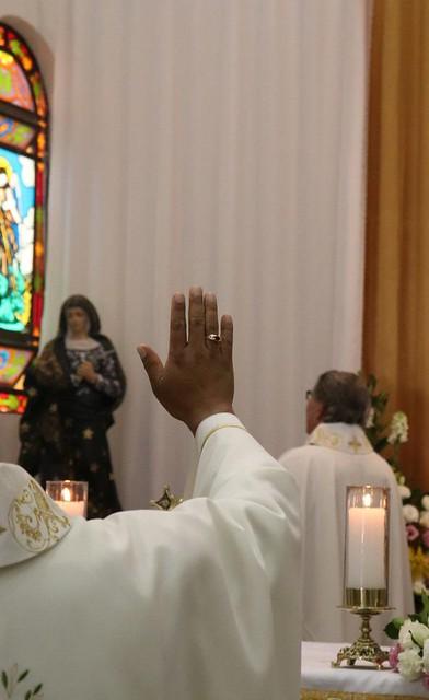 33° Aniversário de Ordenação Sacerdotal do Padre Toninho (Antonio Zafani) - Santa Teresinha