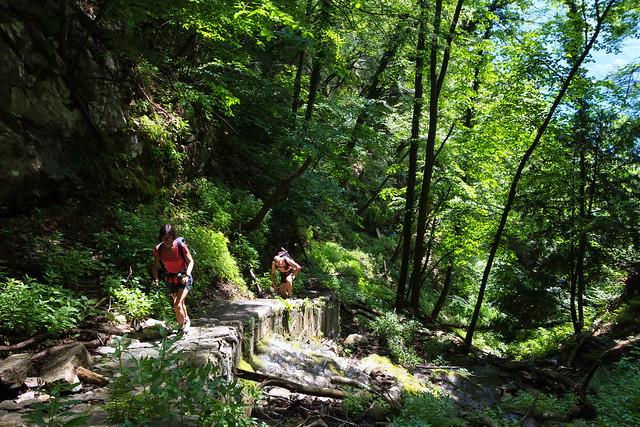 Su per la Val Carpino