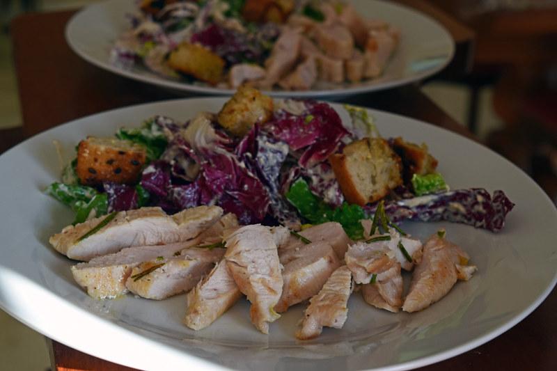 salade césar légère 4
