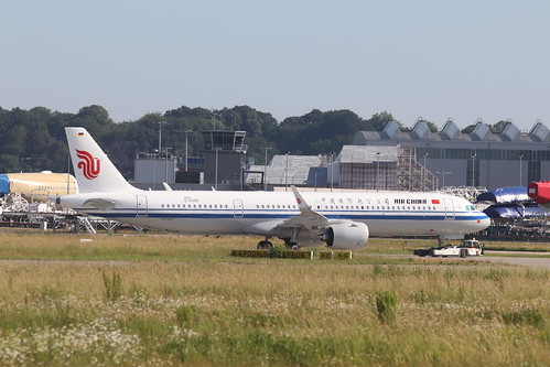 A320neo Air China B-30FY | by XFW-Spotter