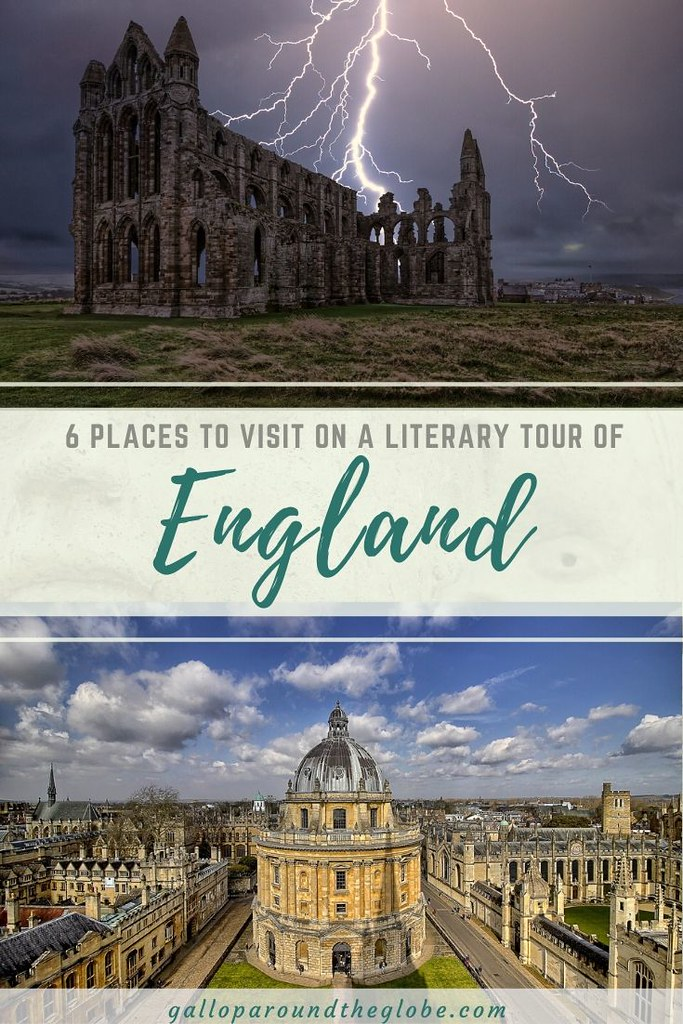 6 Places to Visit on a Literary Tour of England | Gallop Around The Globe