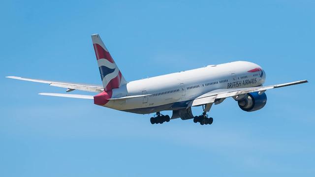 G-VIIF - British Airways 772 @ Cardiff Airport 15/06/20