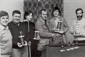Doubles Handicap 1981-1982