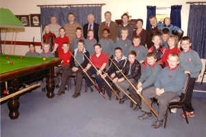 Saint Felim's Boy's School at Cavan CYMS, November 2009