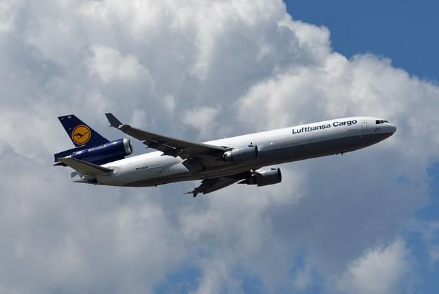 Lufthansa Cargo McDonnell Douglas MD-11F D-ALCK