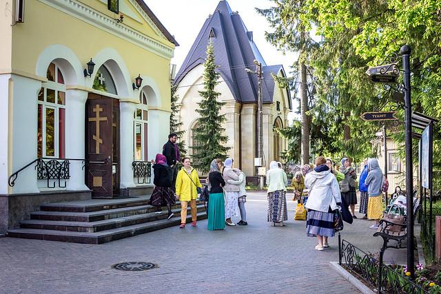 12 июня 2020 г. Паломничество в Александро-Свирский монастырь