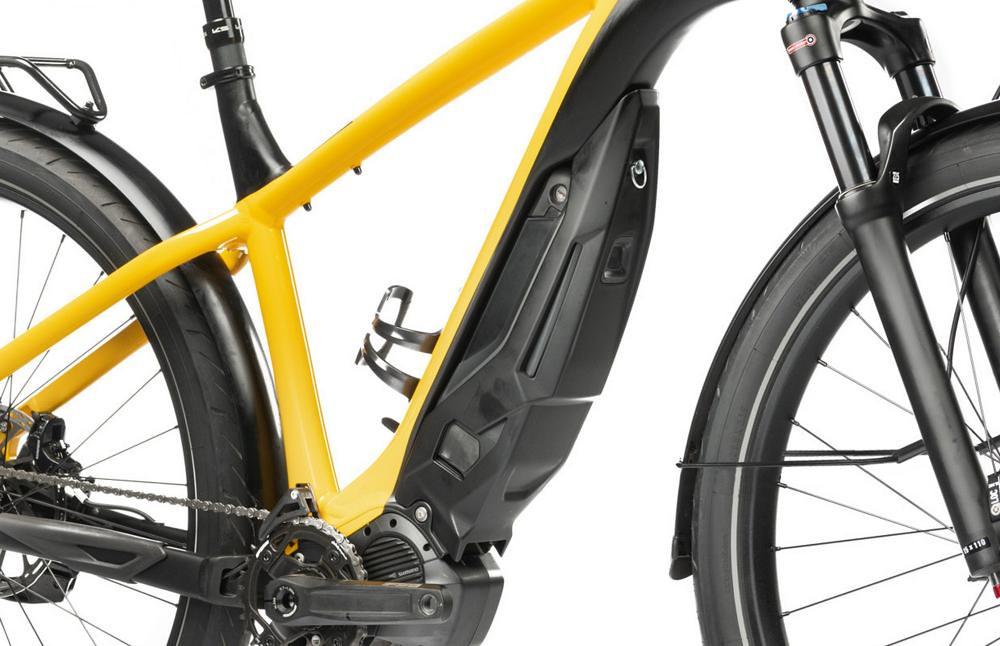 Ducati e-Scrambler Battery