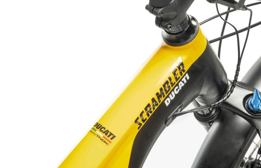 Ducati e-Scrambler  Thok