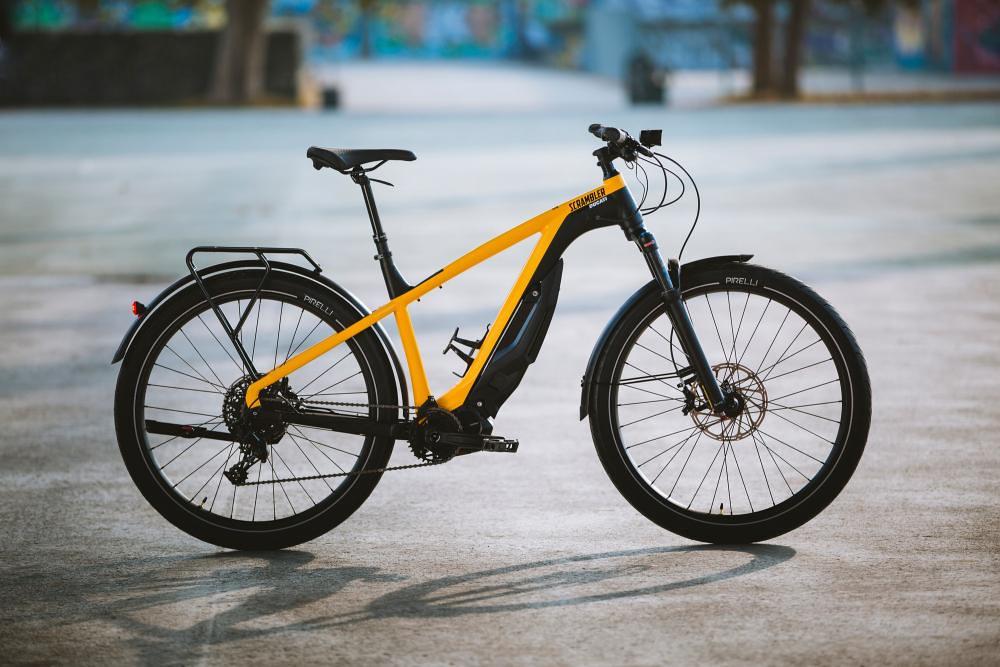 Ducati e-Scrambler Bike
