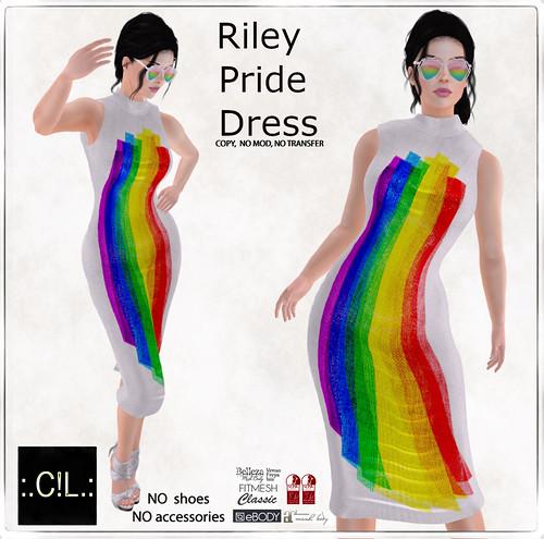 :.C!L.: Riley Pride Dress Set Poster