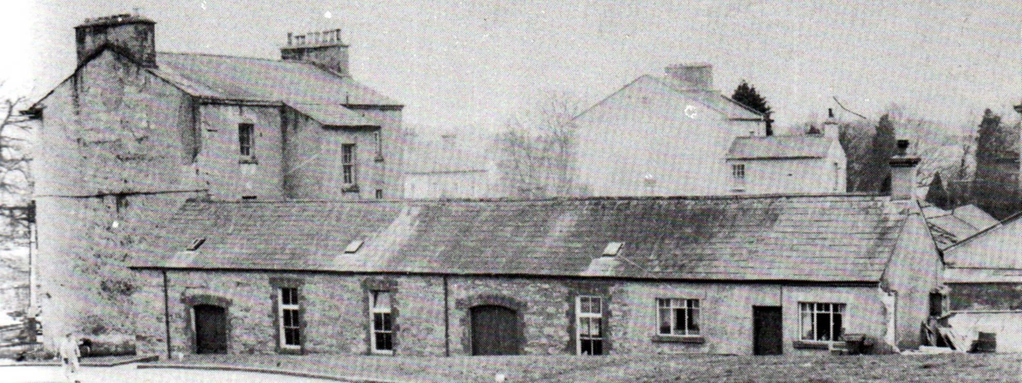 The old Temperance Hall