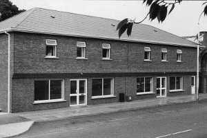 Image of current C.Y.M.S. building