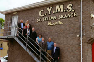 National Executive CYMS Meeting in Cavan, 19/05/2012