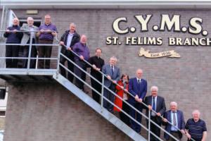 Catholic Mens & Womens Society of Ireland visit to Cavan on Saturday, 25th of May, 2016