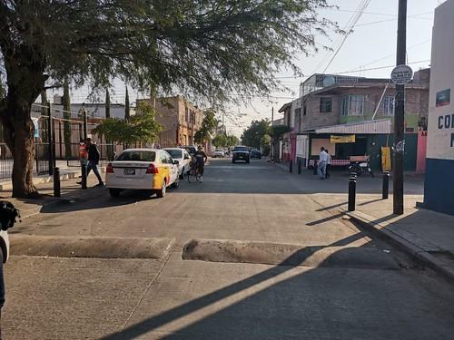 Calles sin Intalacion de Tianguis como Prevención del Covid19