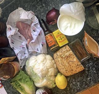 salade césar légère 6