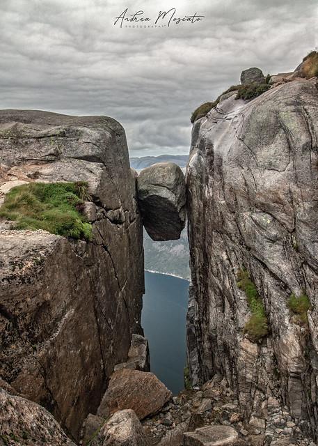 Kjeragbolten (Norway)