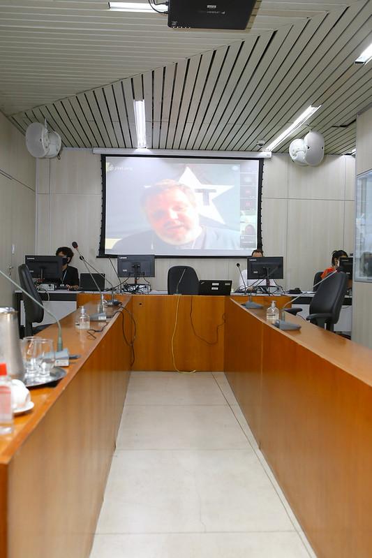 12ª Reunião Ordinária da Comissão de Direitos Humanos e Defesa do Consumidor