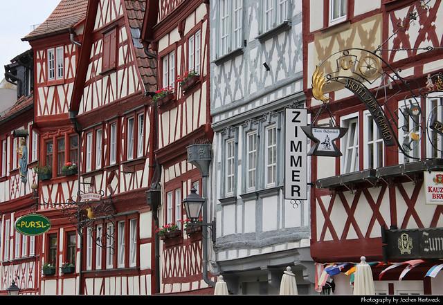 Timberframes, Ochsenfurt, Germany