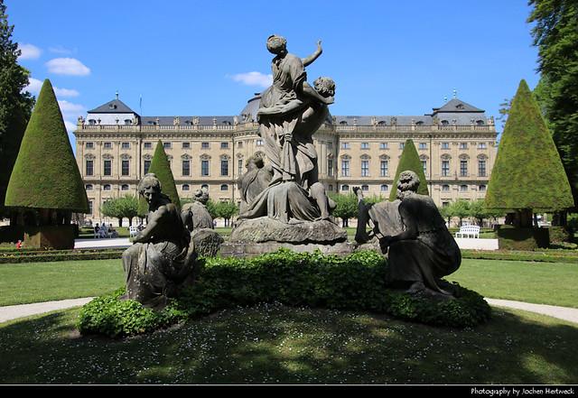 Würzburger Residenz, Würzburg, Germany