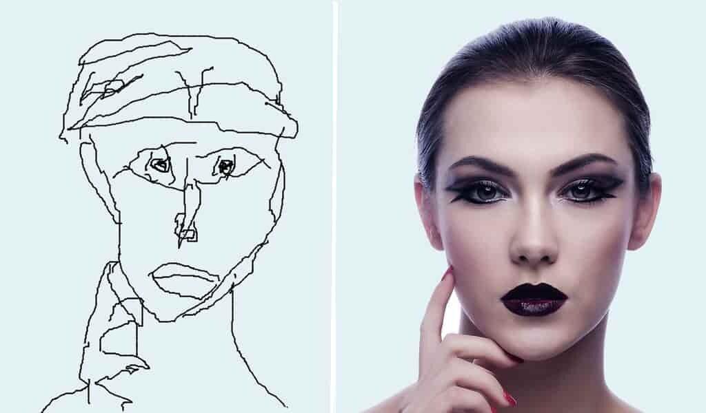 Une IA peut générer des photos dessinées au crayon