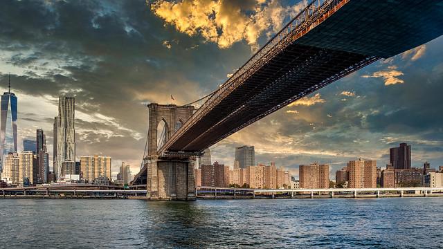 [Explore 16/06/20 #71] Brooklyn bridge - Manhattan - NYC