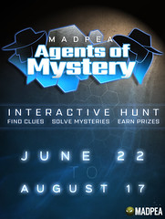 MadPea Agents of Mystery!