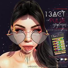 13act Pulse eyeglasses