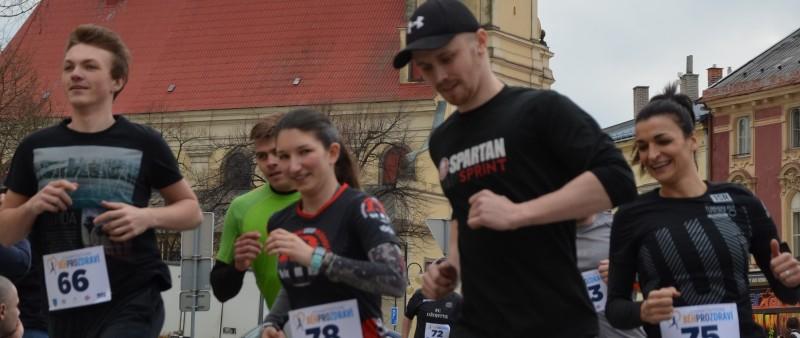 Charitativní běh pro zdraví v Holešově