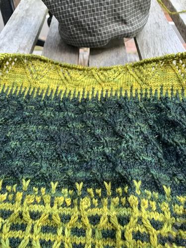 ttl mystery shawl 2020