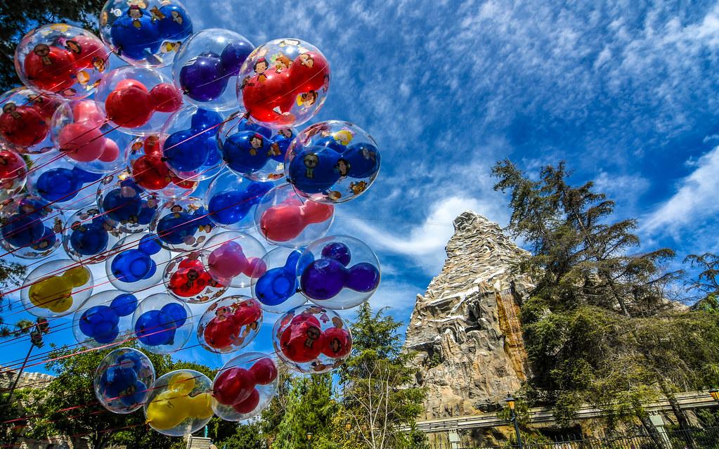 Matterhorn balloons DL