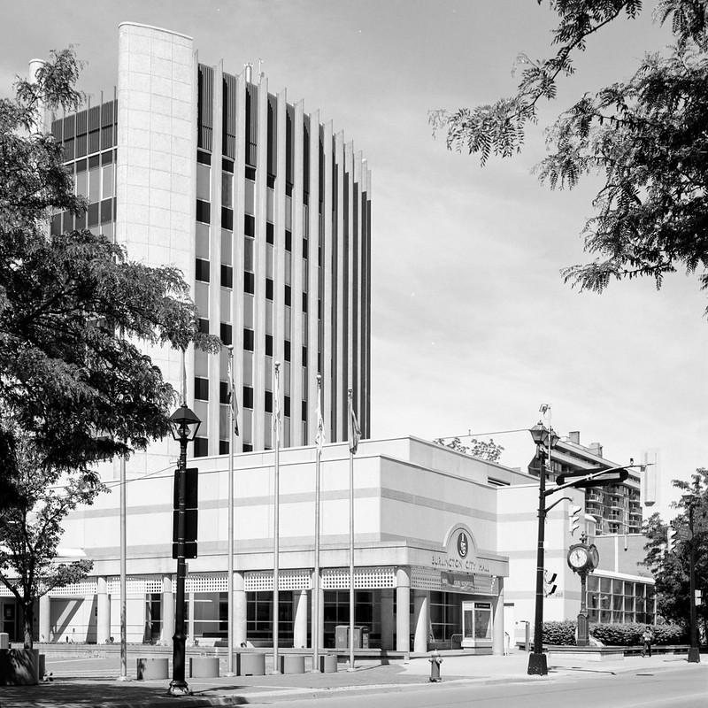 Burlington City Hall Square format