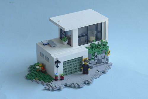 More modern architecture