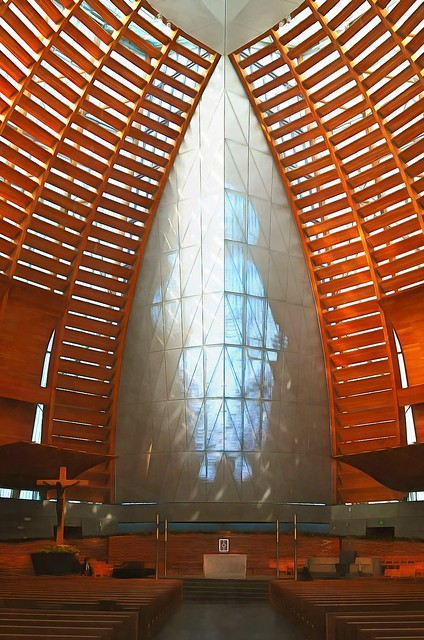 Cathedral of Christ the Light - Oakland California