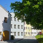 2020-06-13 Burghausen, Mühldorf am Inn 084 Mühldorf, Kirchenplatz