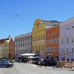 2020-06-13 Burghausen, Mühldorf am Inn 001 Burghausen, Stadtplatz