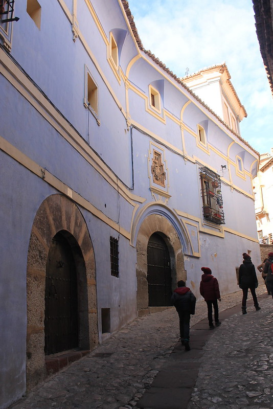 Casa Azul de Albarracín