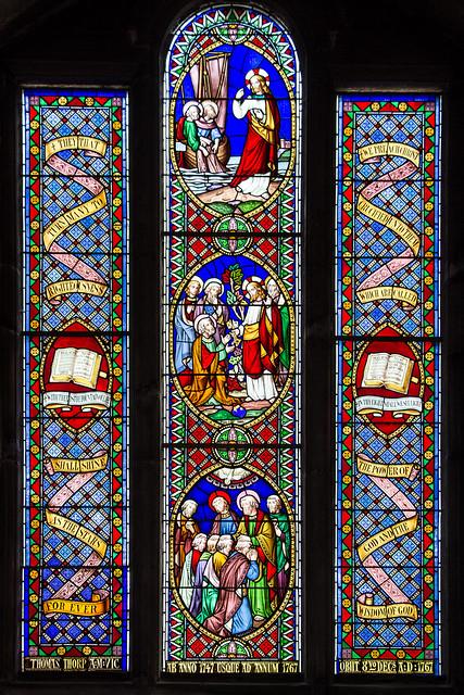 Church of the Holy Trinity, Berwick-upon-Tweed, England
